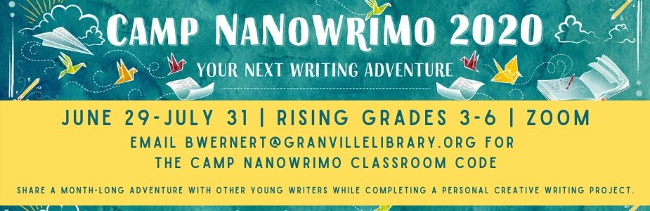 6-29 Camp NaNoWriMo